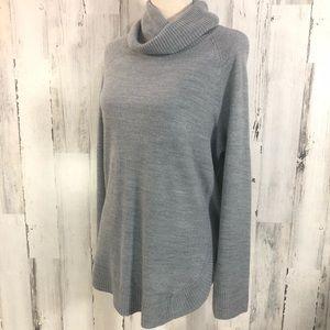 Croft and Barrow Super Soft Cowl Neck Sweater